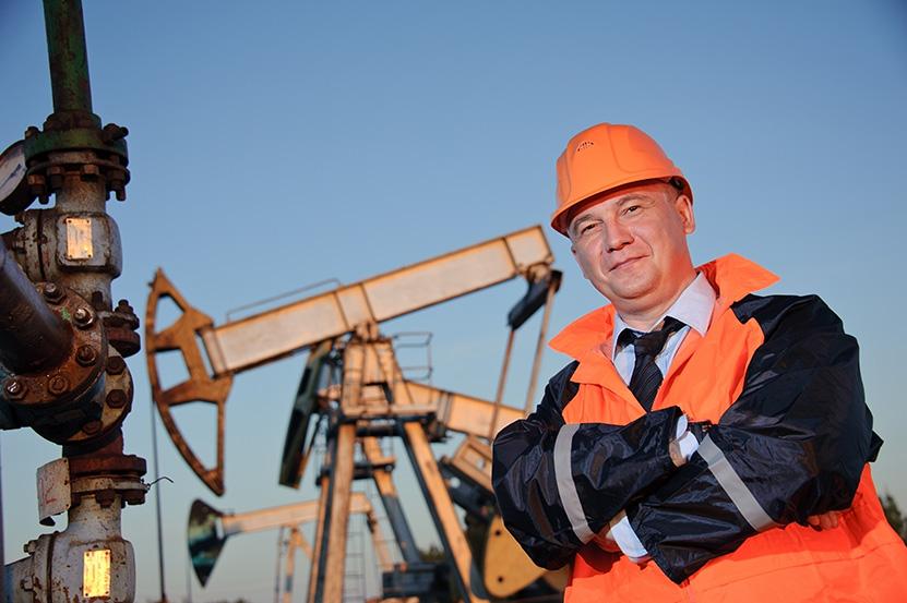 Mining Insurance Engineer in an Oil field